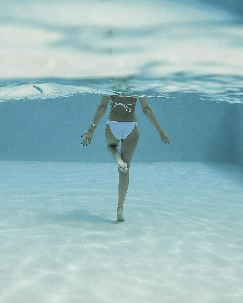 under water, Trullo, Italy, Puglia