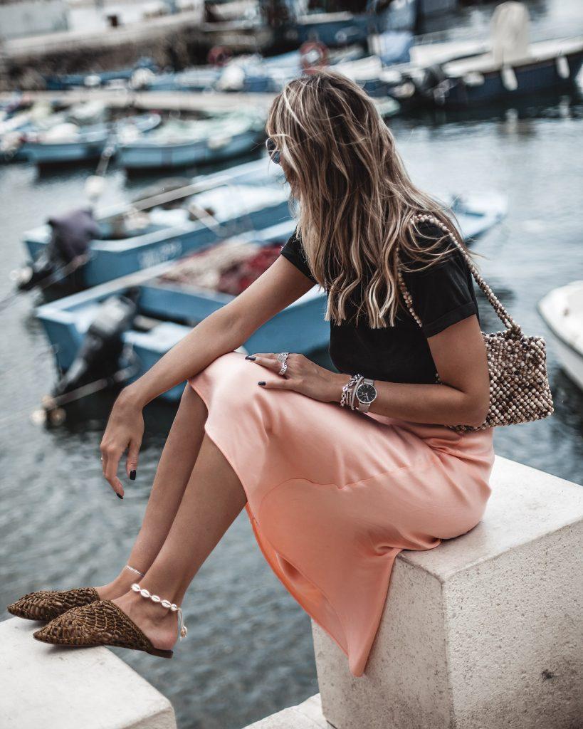 ships, harbor, Monopoli, Puglia, Italy, white houses