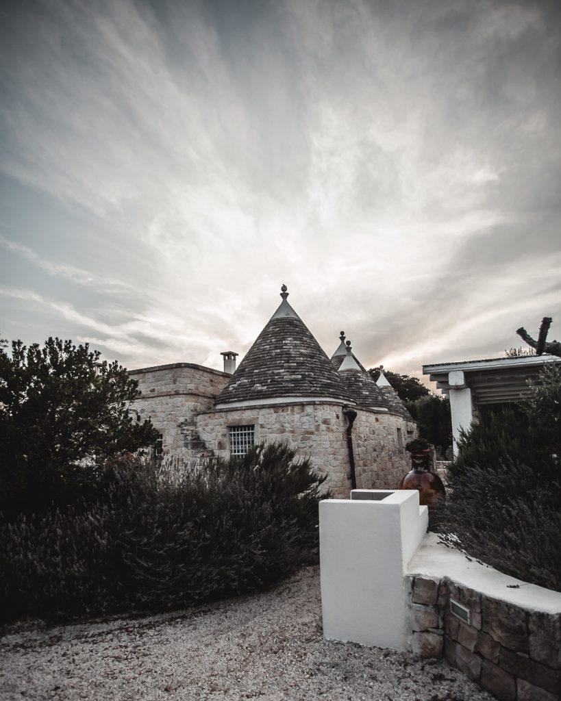 sky, Trullo, Italy, Puglia