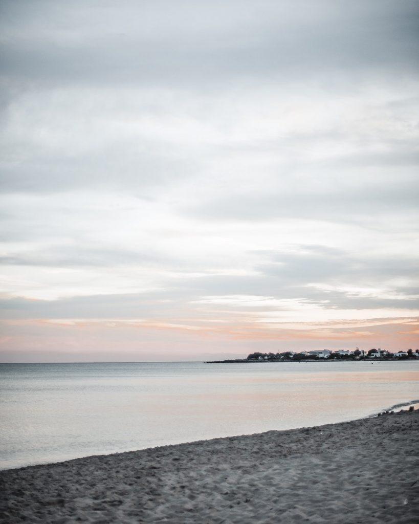 sea view, Salento, Punta Prosciutto beach