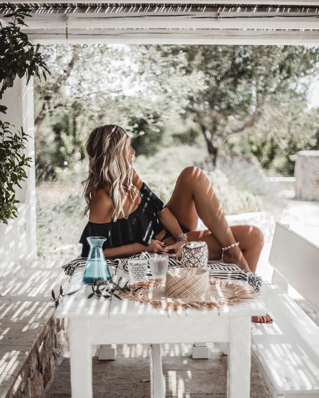 Sunny days in Puglia