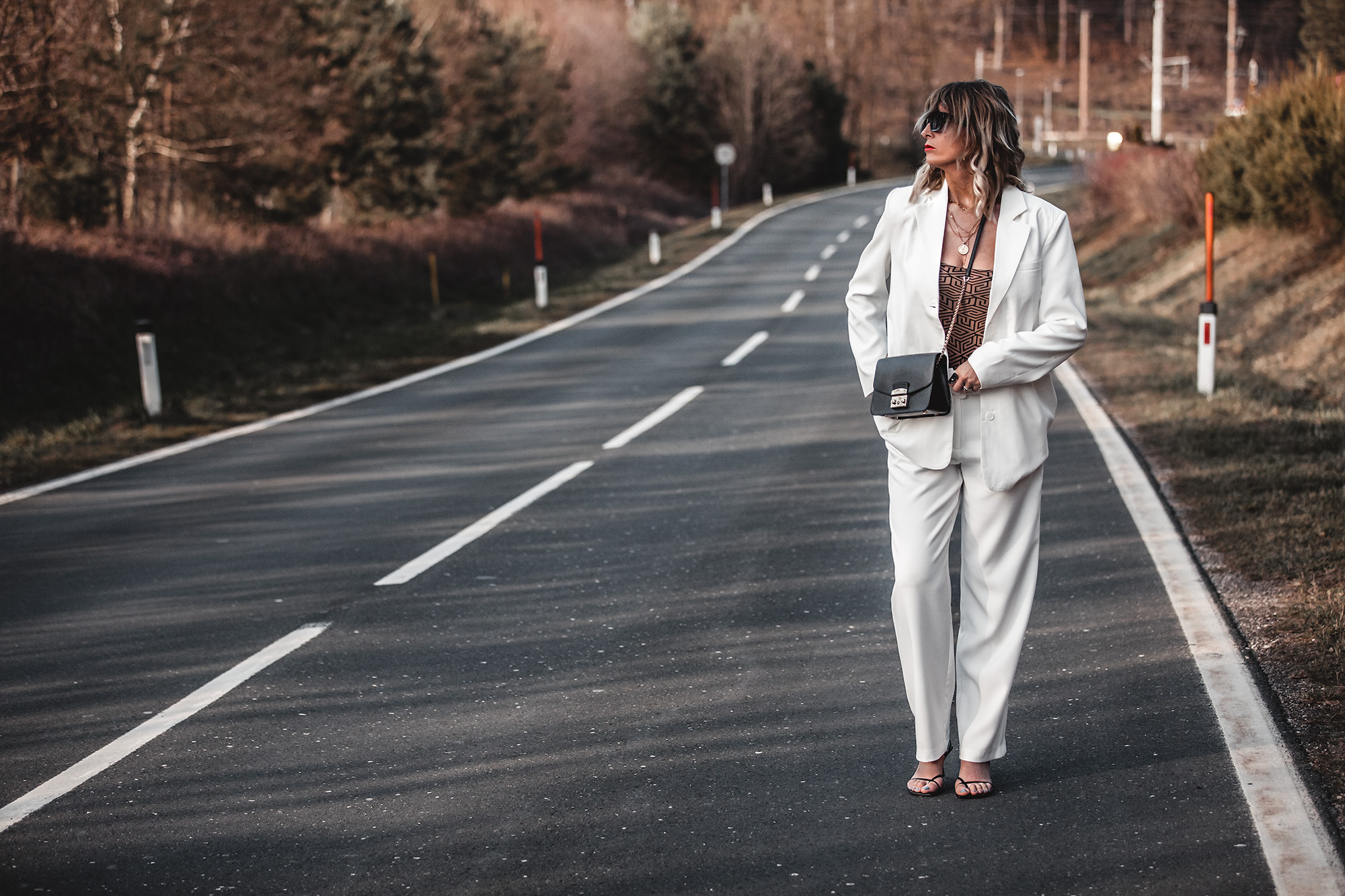 White Suit & What I'm Buying From NA-KD  15% Off