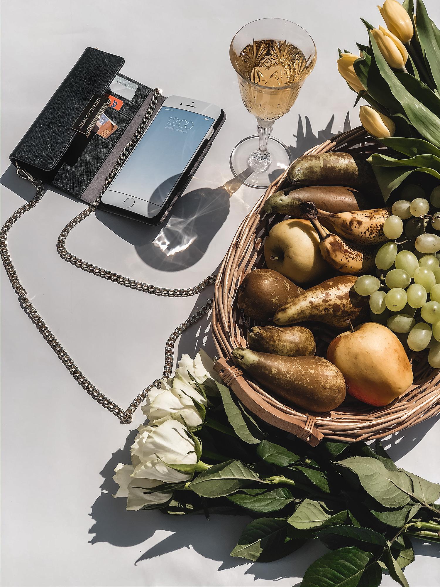 Mini bag Wallet Phone Case.