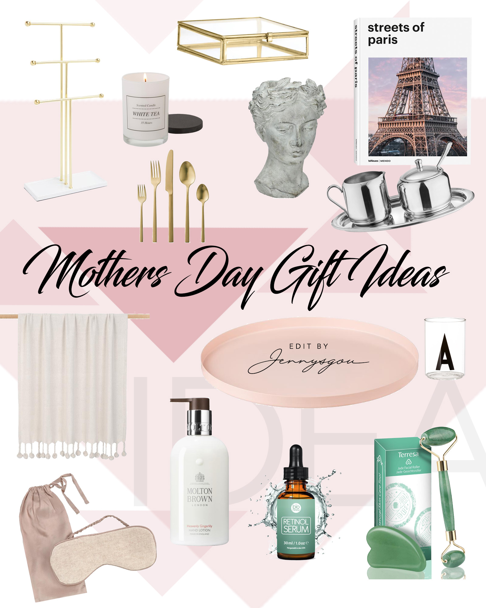 For late birdies like me, who still haven't found anything thoughtful for their mothers, these are some cute mothers gift ideas I have found on the web. Mothers day fight ideas.